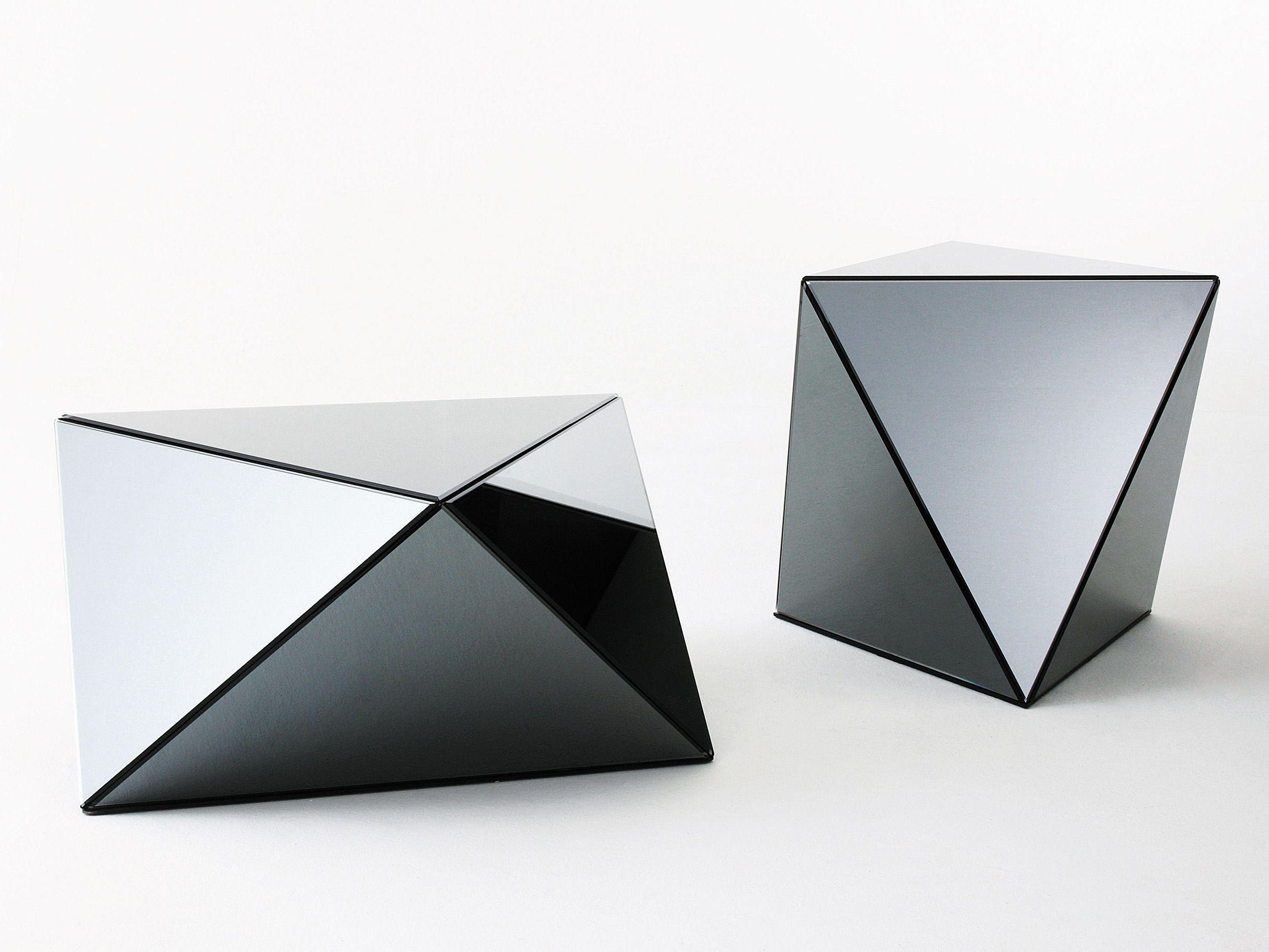 Low Crystal Coffee Table Yanin By Gallotti Radice Design