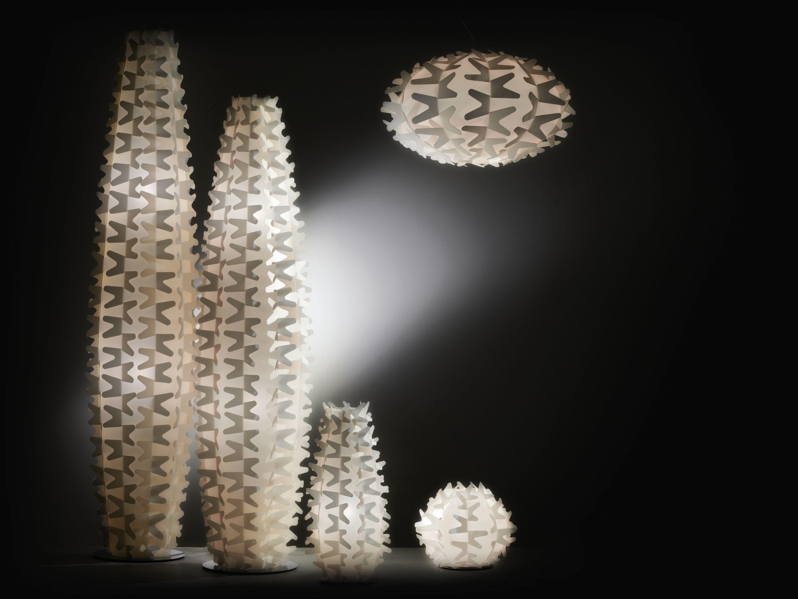 LAMPADA A SOSPENSIONE COLLEZIONE CACTUS BY SLAMP  DESIGN ADRIANO RACHELE