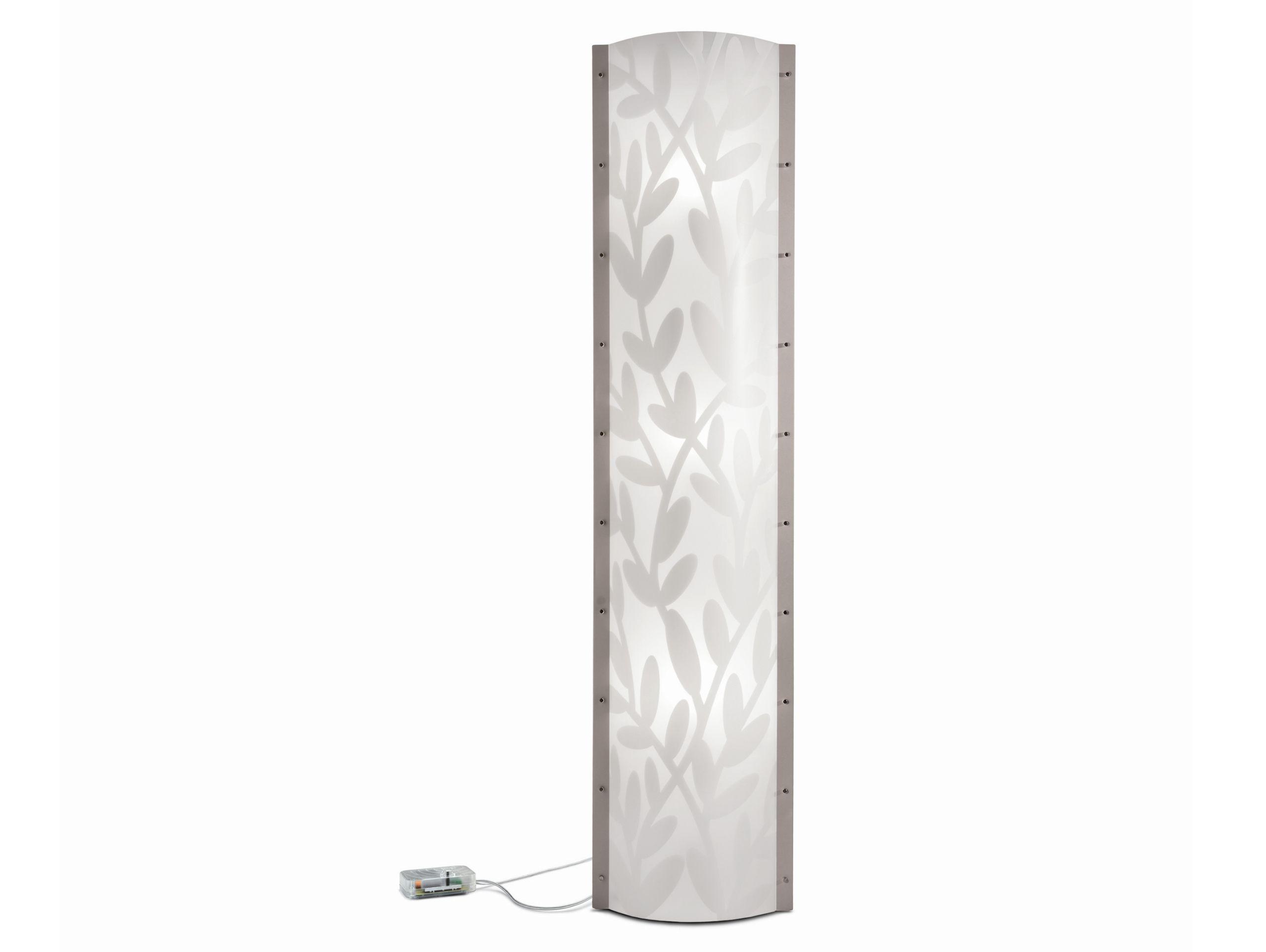 LAMPADA DA TERRA COLLEZIONE DAFNE BY SLAMP  DESIGN NIGEL COATES