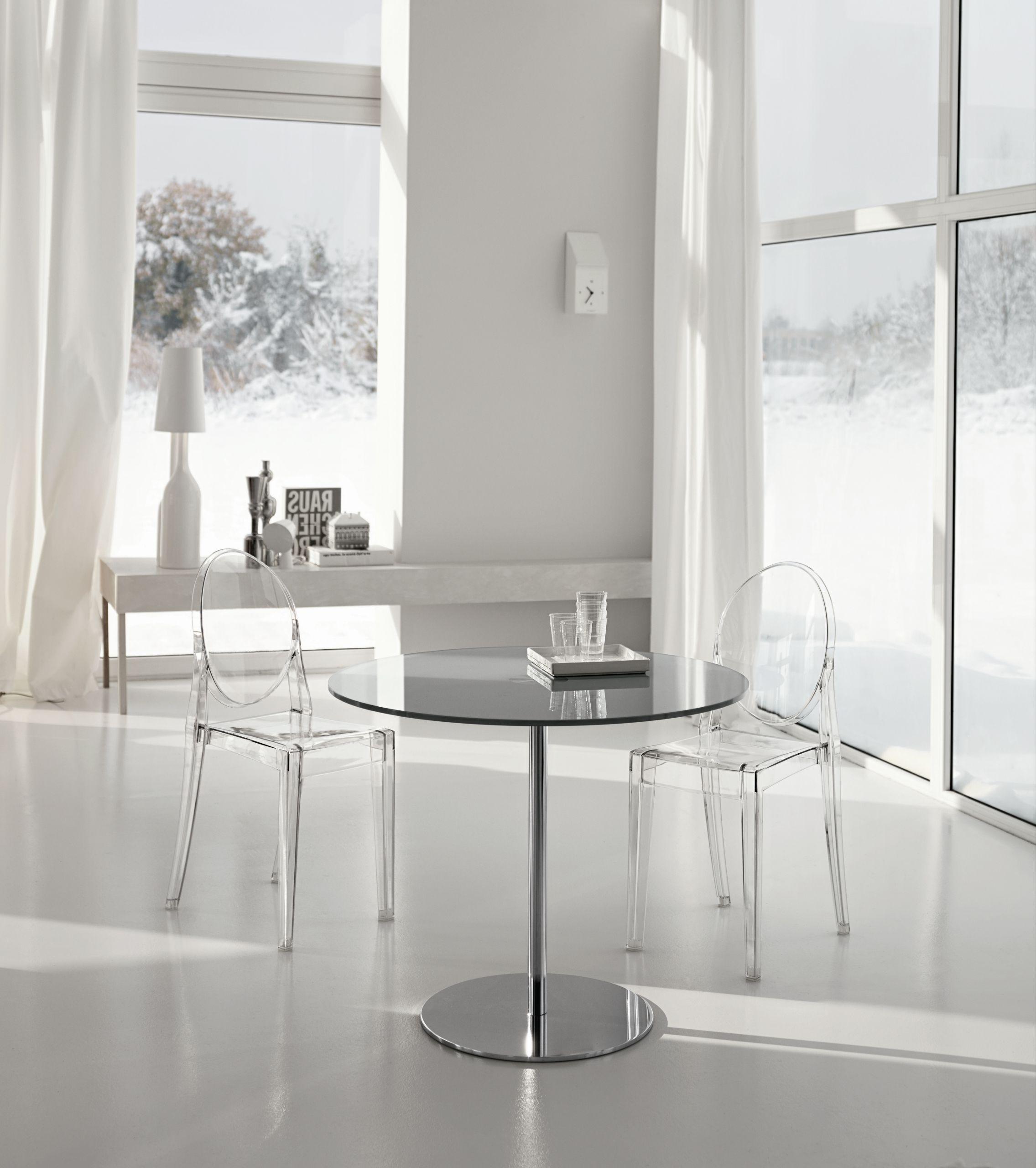 Farniente alto tavolo rotondo by t.d. tonelli design design ...