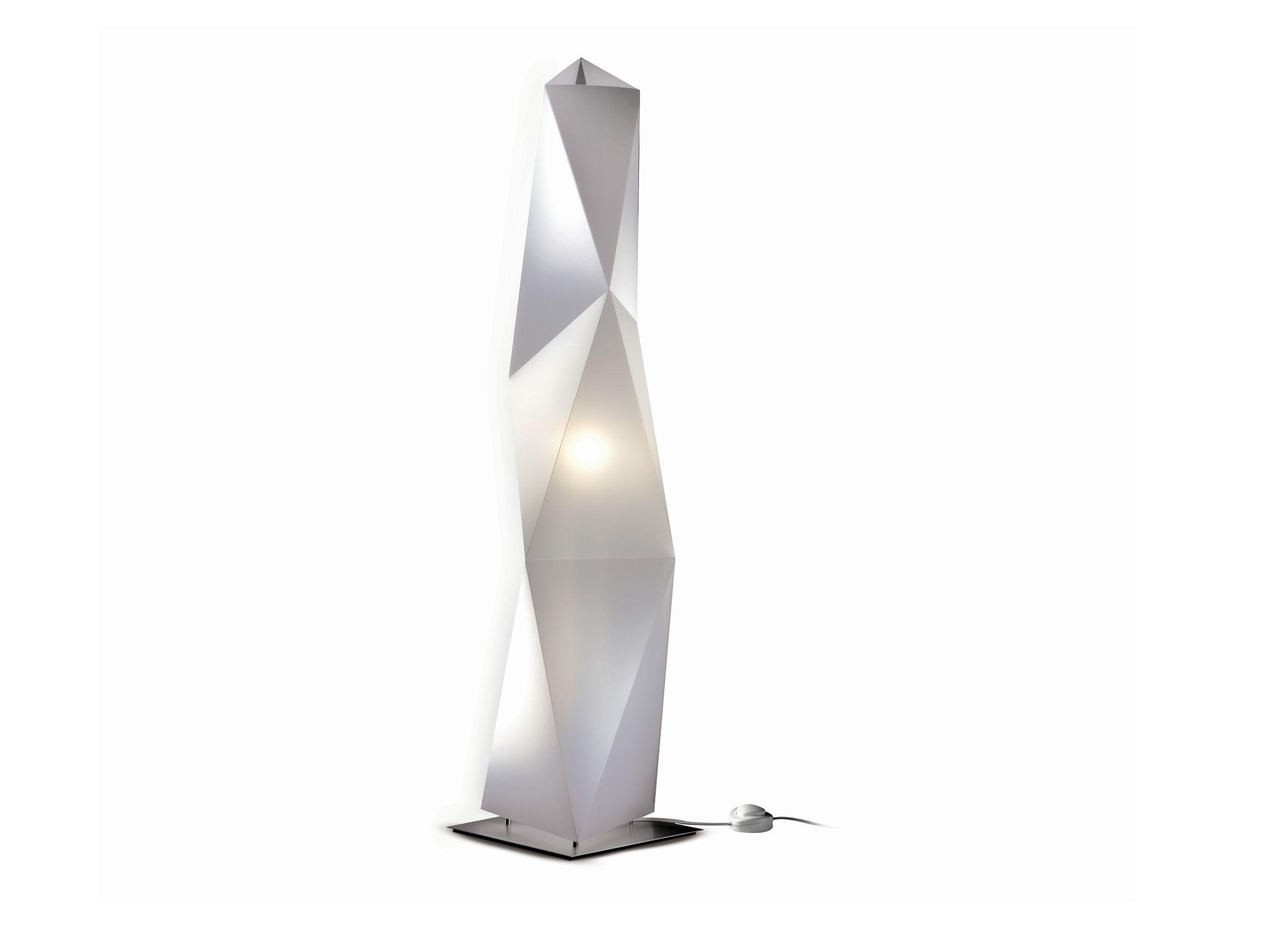 DIAMOND Lampada da terra by Slamp design Ines Paolucci, Daniele ...