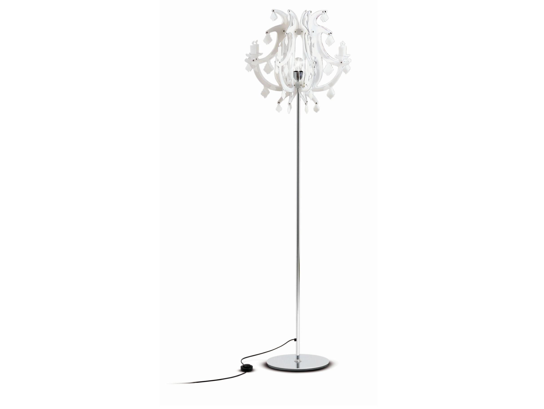LAMPADA DA TERRA COLLEZIONE GINETTA BY SLAMP  DESIGN NIGEL COATES