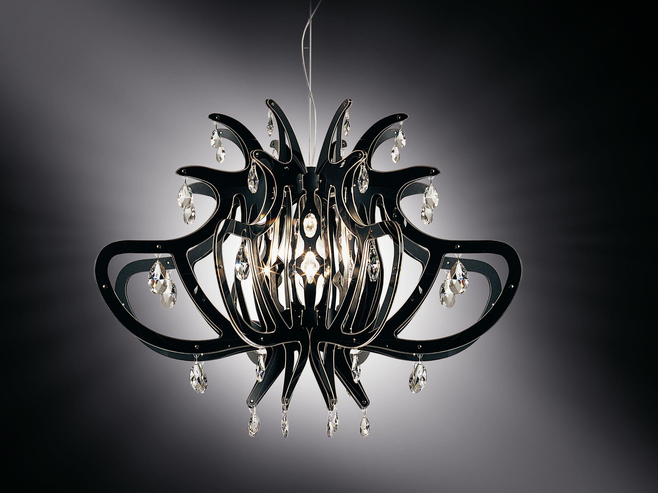 Medusa lampada a sospensione by slamp design nigel coates - Lampada sospensione design ...