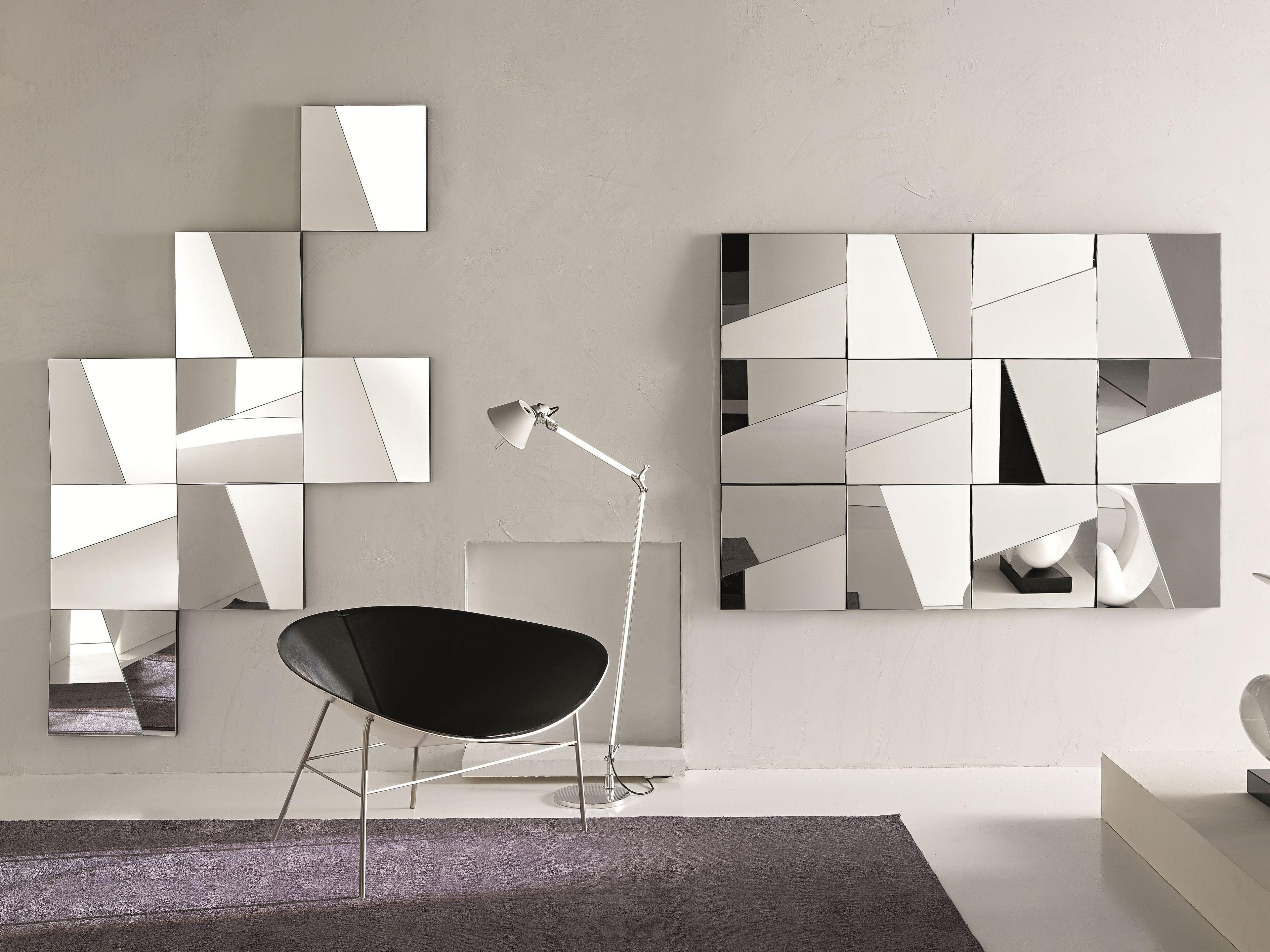 Specchio a parete stati d animo by t d tonelli design - Specchio parete design ...