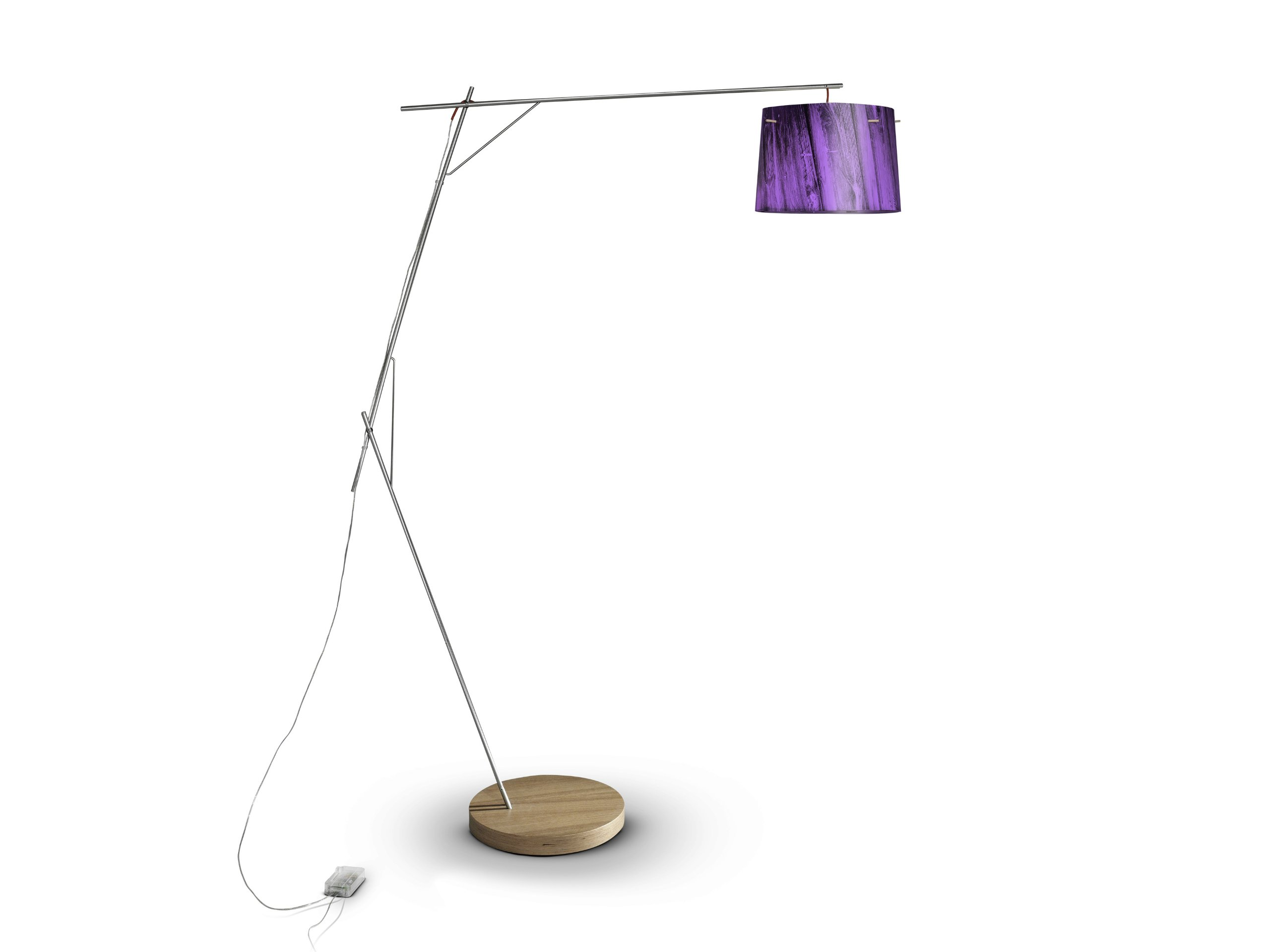 Woody floor lamp by slamp design luca mazza for Floor lamp woodies