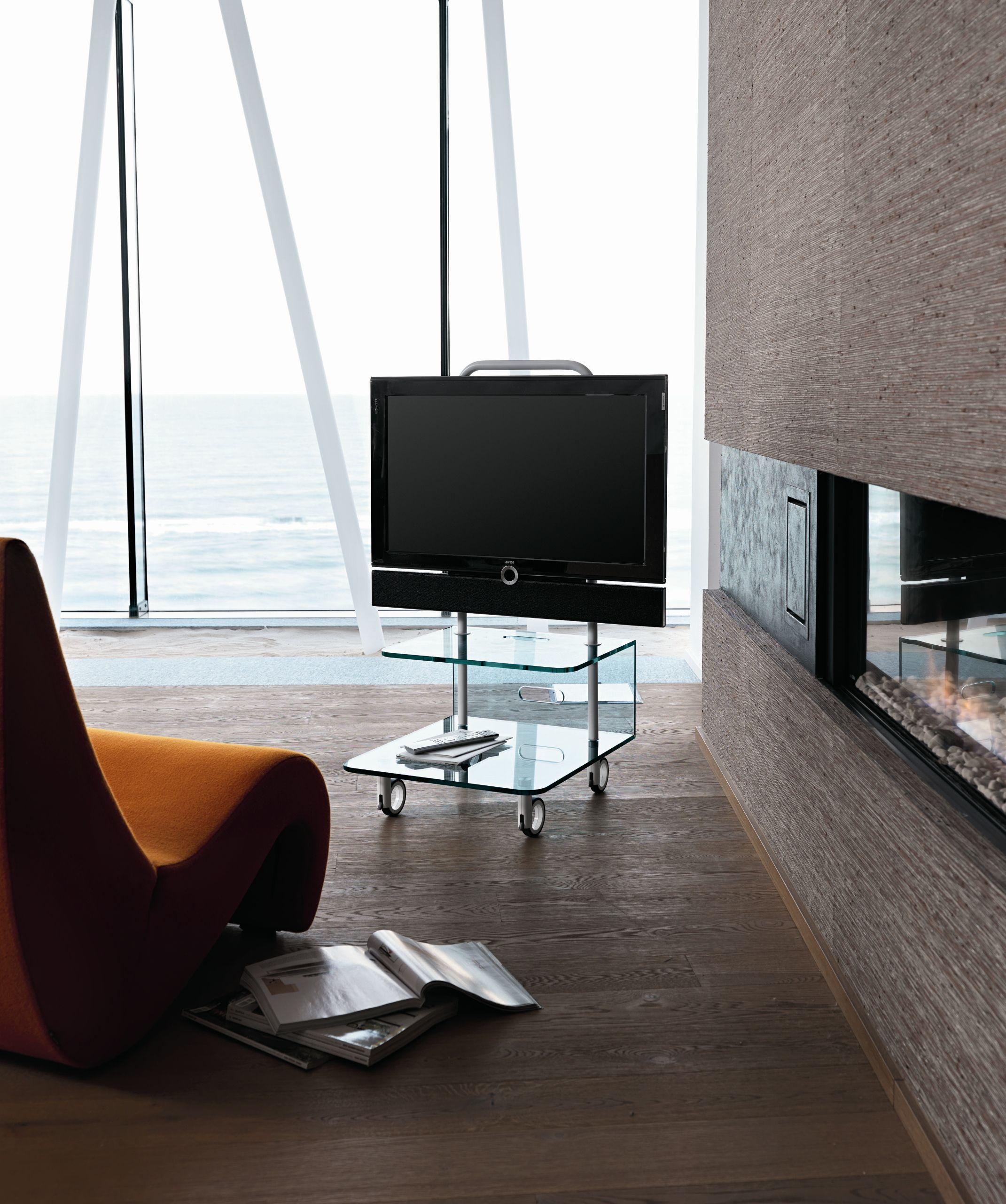 Mobile tv in vetro pallet by t d tonelli design - Mobili pallet prezzi ...