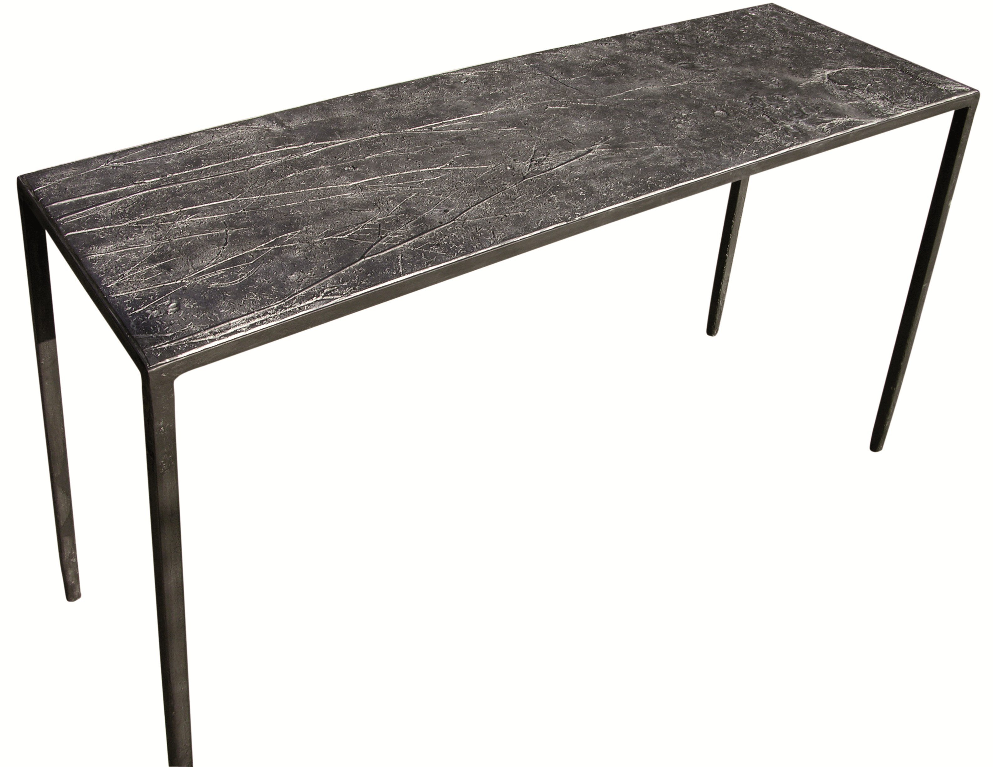 Empreintes huellas console table by ici et l design josep for Table in table