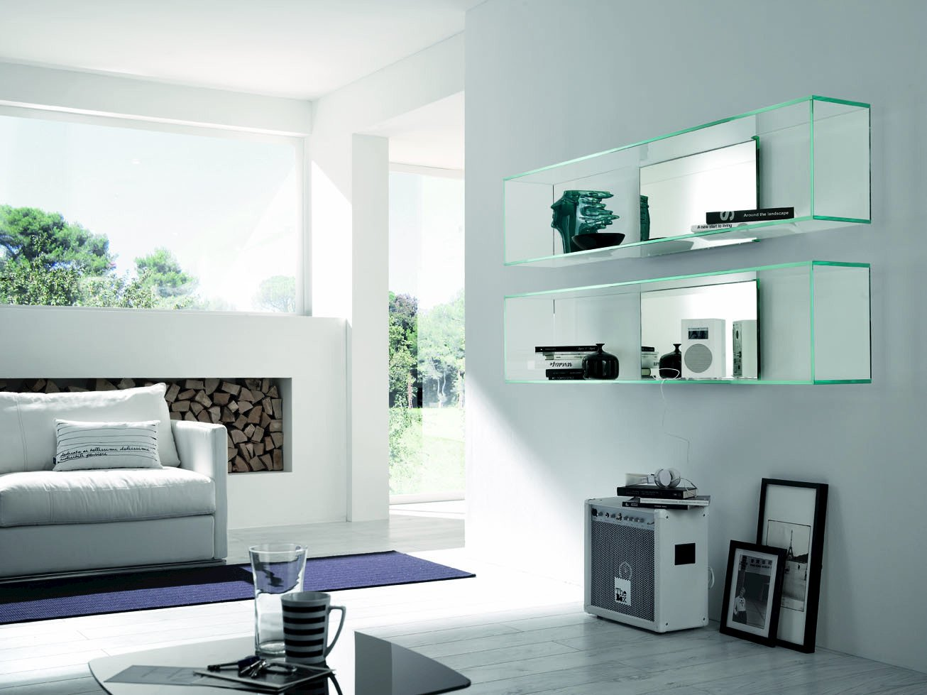 tag re murale en verre brama by t d tonelli design. Black Bedroom Furniture Sets. Home Design Ideas