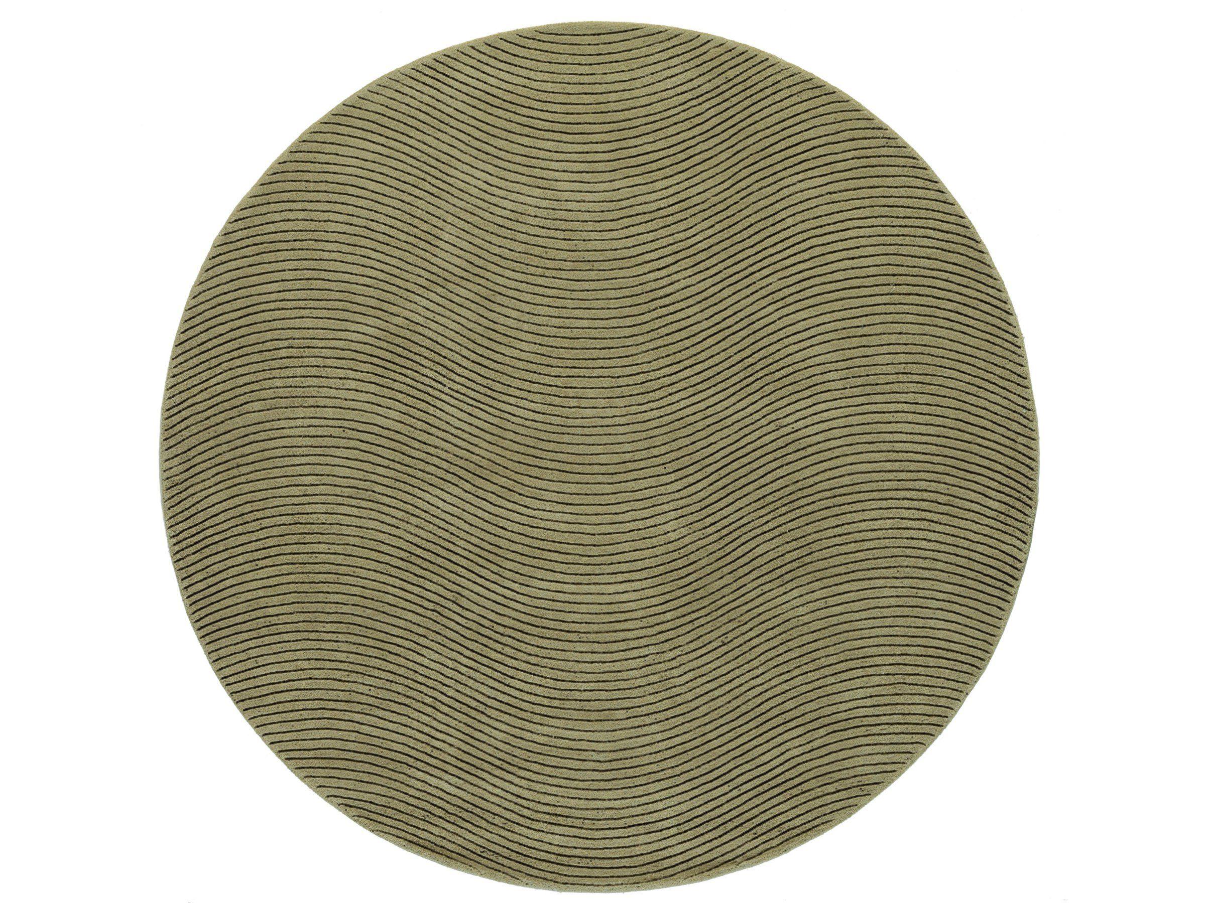 Ona alfombra redonda by now carpets dise o francesc rif - Alfombras redondas ...