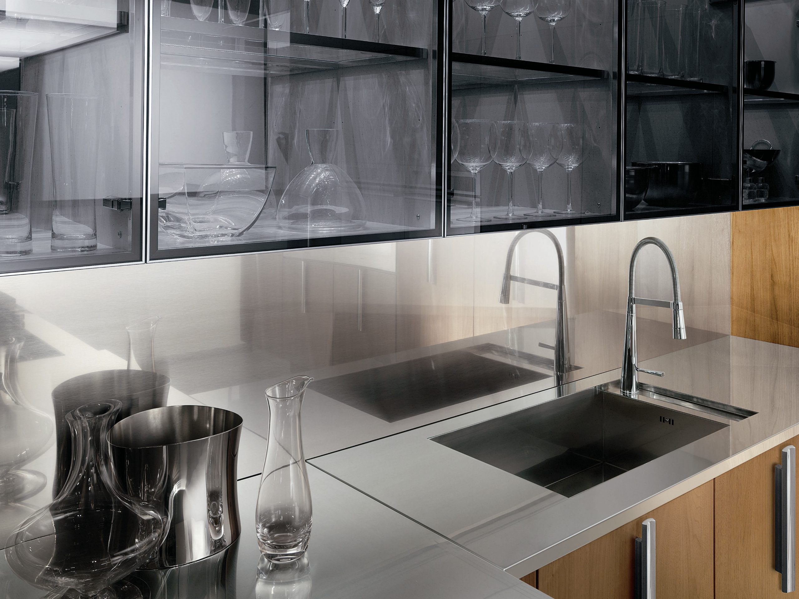 BARRIQUE | Küche Aus Stahl By ERNESTOMEDA