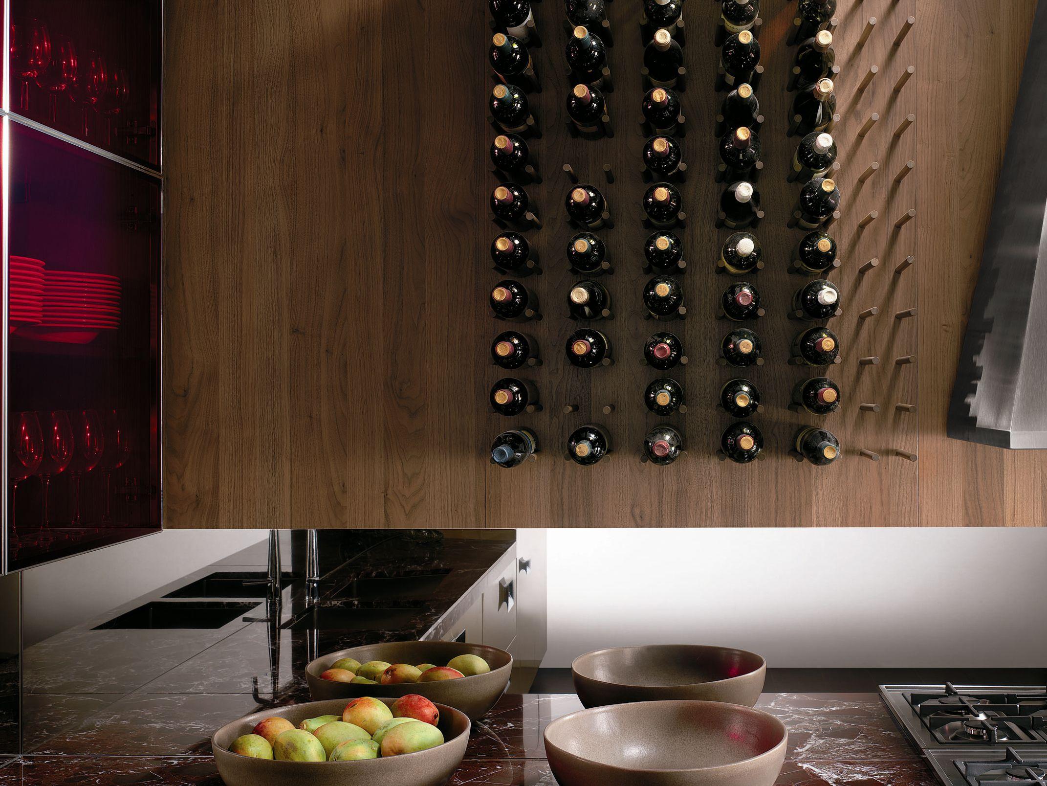barrique marble kitchen by ernestomeda
