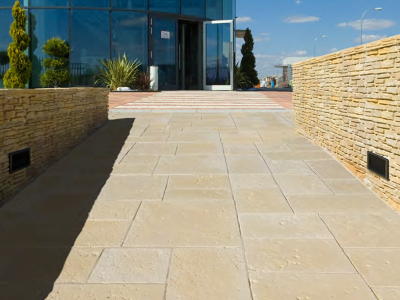 Dordogne pavimento para exteriores by sas italia aldo - Pavimentos para exteriores ...