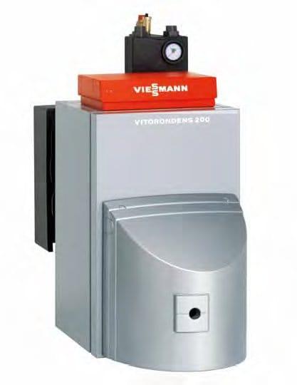 caldaia a condensazione vitorondens 200 t by viessmann. Black Bedroom Furniture Sets. Home Design Ideas