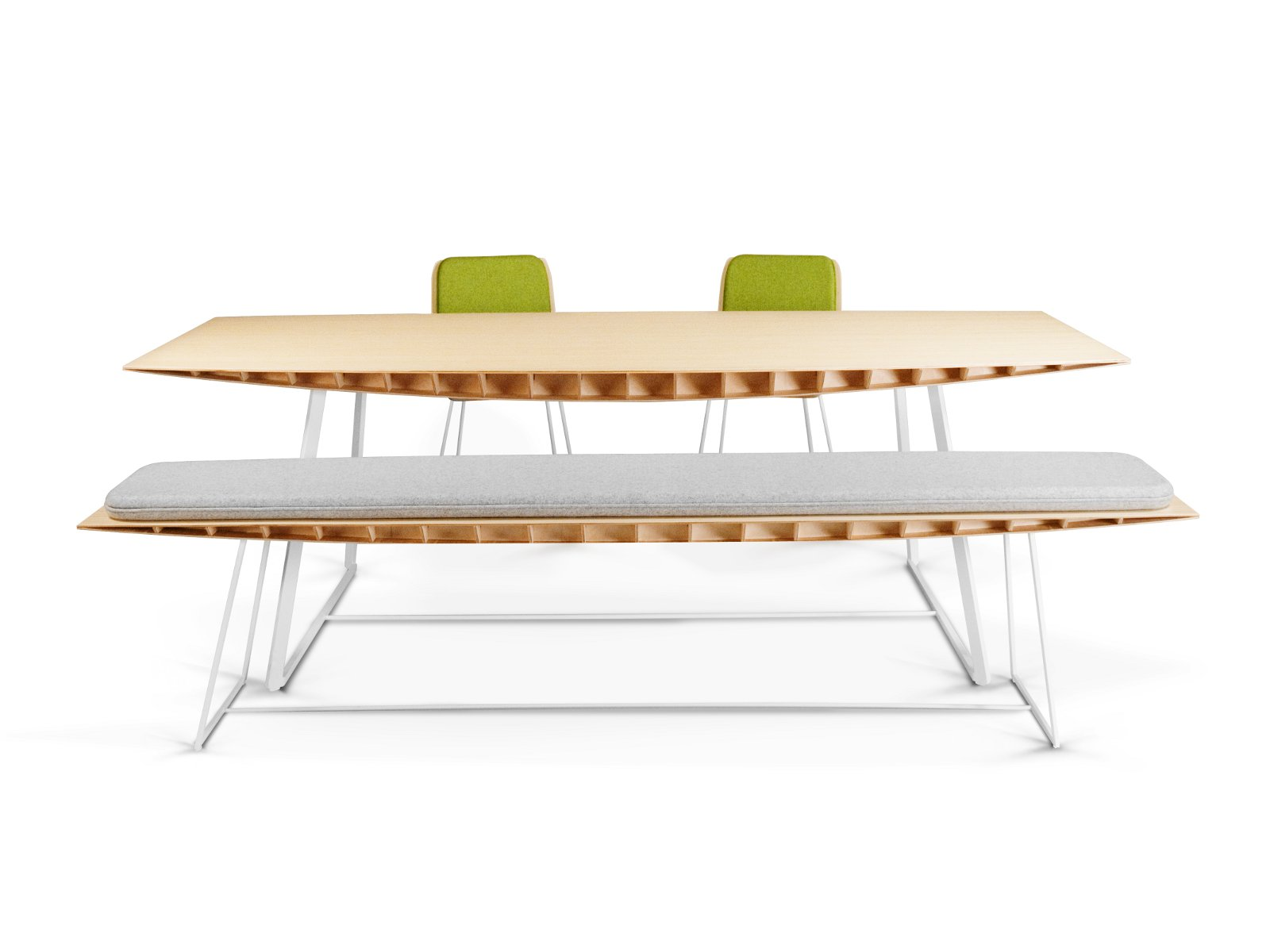 BEE Bench by La Maison Turrini design Fritsch-Durisotti