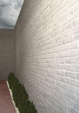 Revestimiento de fachada piedra artificial mattone - Fachadas de piedra artificial ...