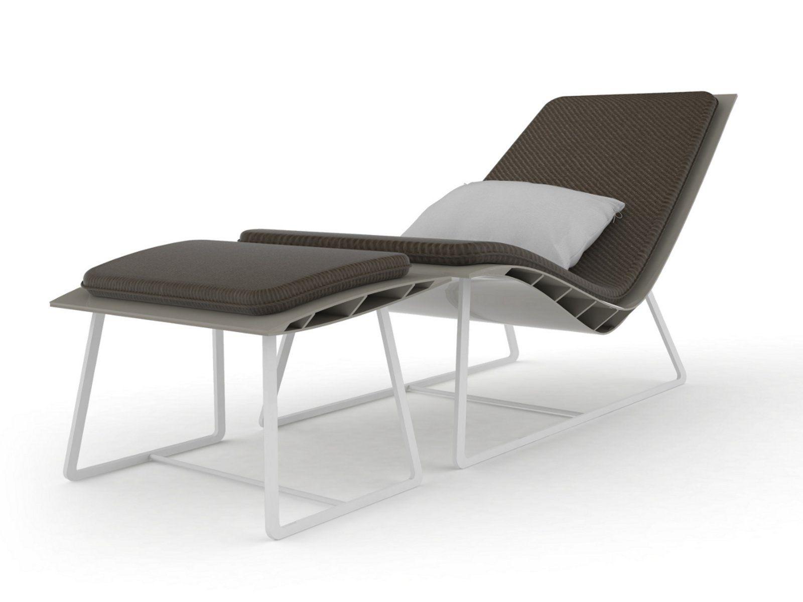 bee fauteuil avec repose pieds by la maison turrini design fritsch durisotti. Black Bedroom Furniture Sets. Home Design Ideas