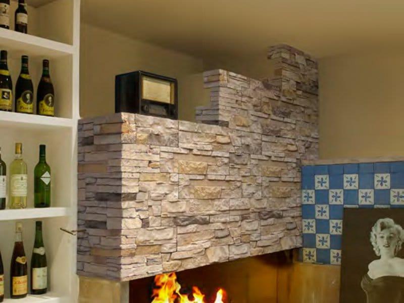Lasca revestimiento de pared by sas italia aldo larcher - Revestimientos de piedra interiores ...