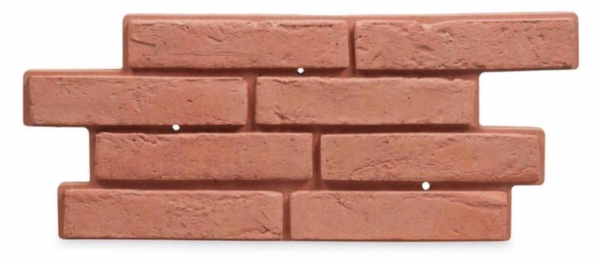 Brickplack by sas italia aldo larcher - Revestimiento piedra artificial ...