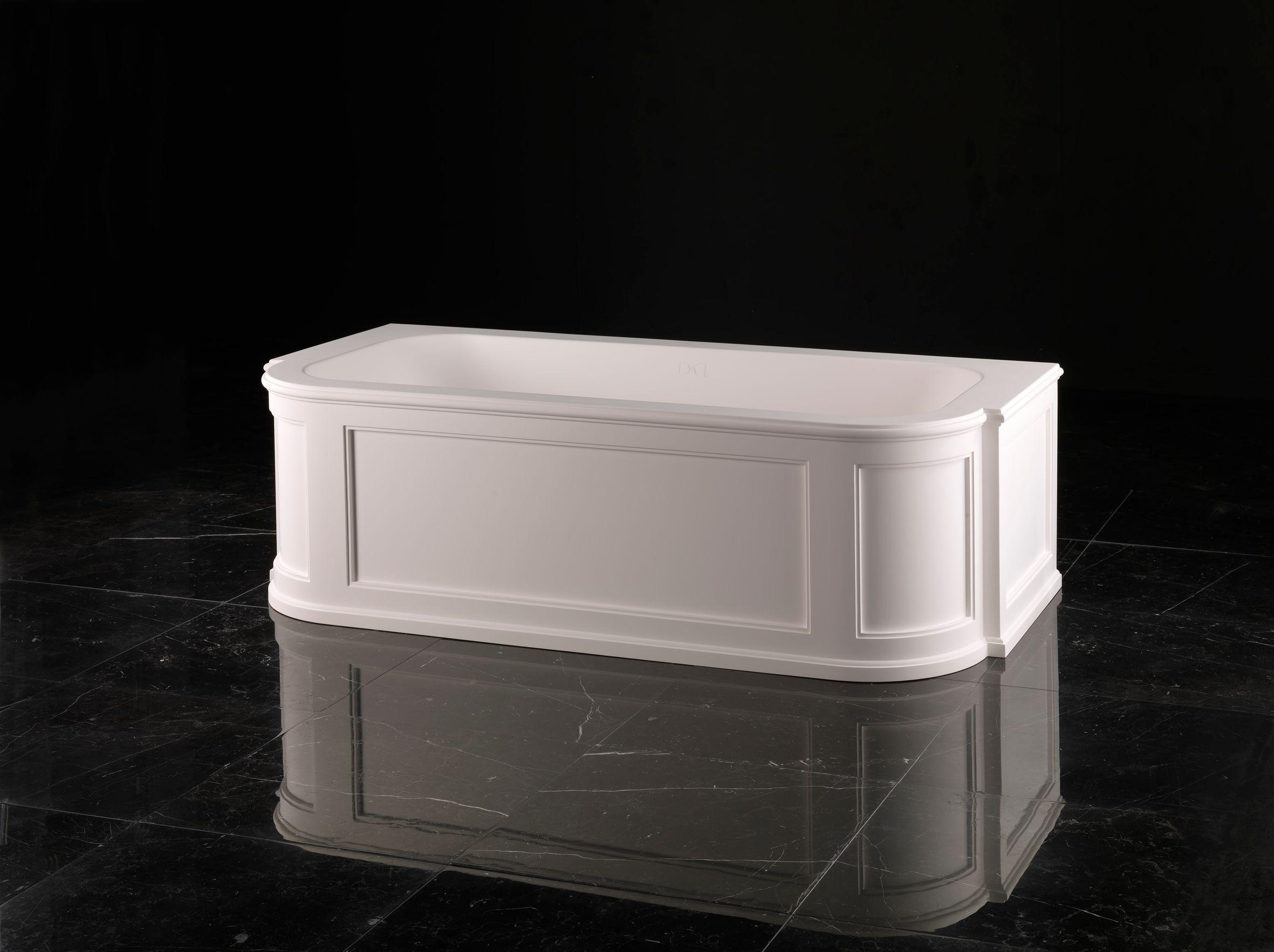 neoclassical style bathtub president by devon devon. Black Bedroom Furniture Sets. Home Design Ideas