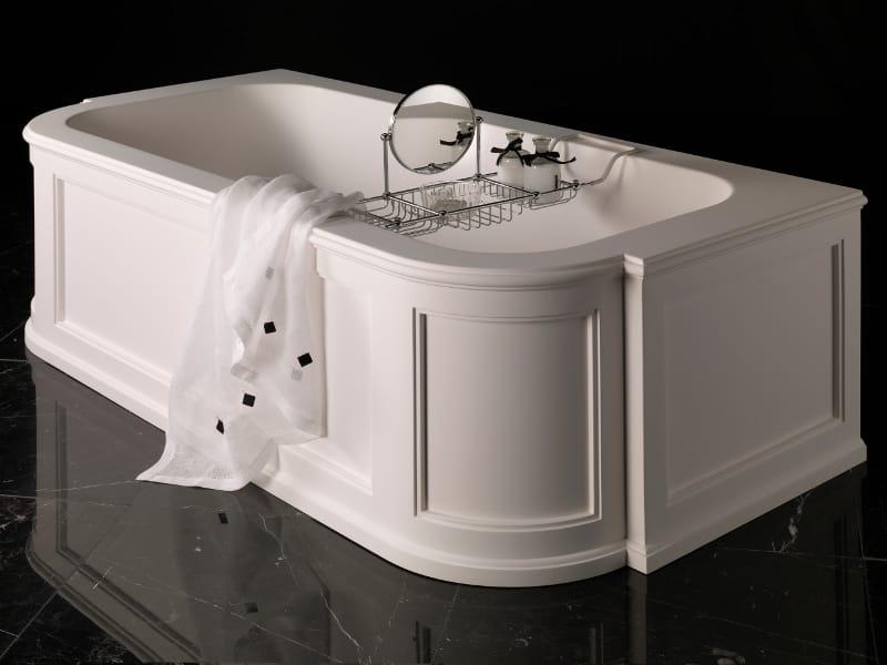 Vasca da bagno in stile neoclassico president by devon devon - Bagno devon e devon ...