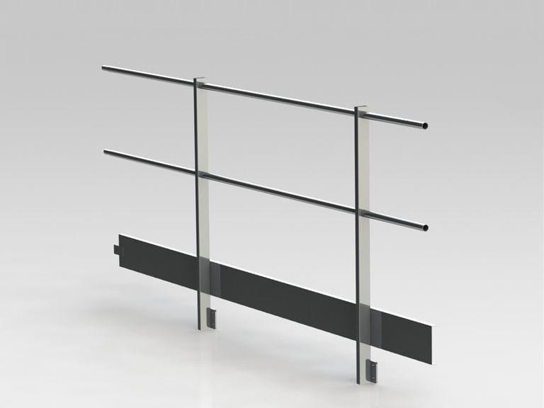 quipement de protection collective pc2a syst mes de garde corps by svelt. Black Bedroom Furniture Sets. Home Design Ideas