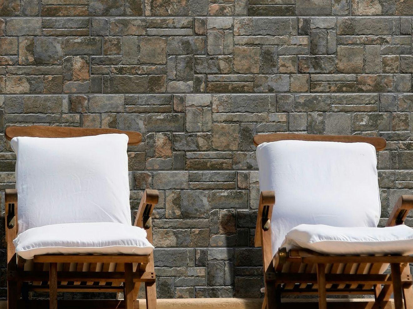Revestimiento de pared suelo de gres porcel nico para - Revestimiento de parede ...
