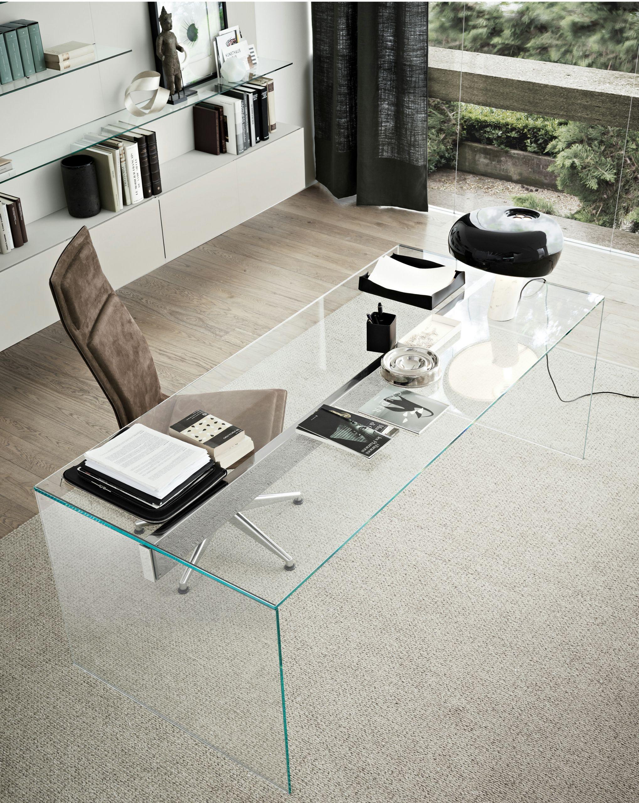 air desk writing desk by gallotti radice design pinuccio borgonovo. Black Bedroom Furniture Sets. Home Design Ideas