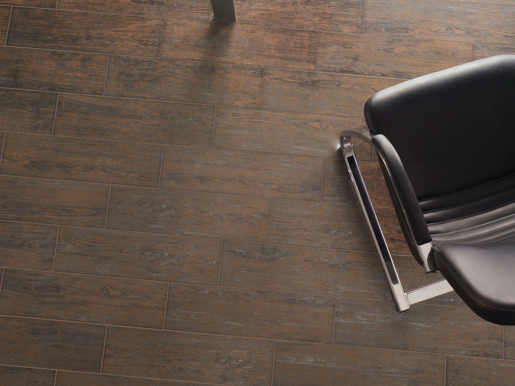 Pavimento de gres porcel nico imitaci n madera metal wood - Pavimento imitacion madera ...