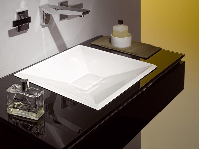 beautiful lavabo encastrable contemporary amazing house. Black Bedroom Furniture Sets. Home Design Ideas