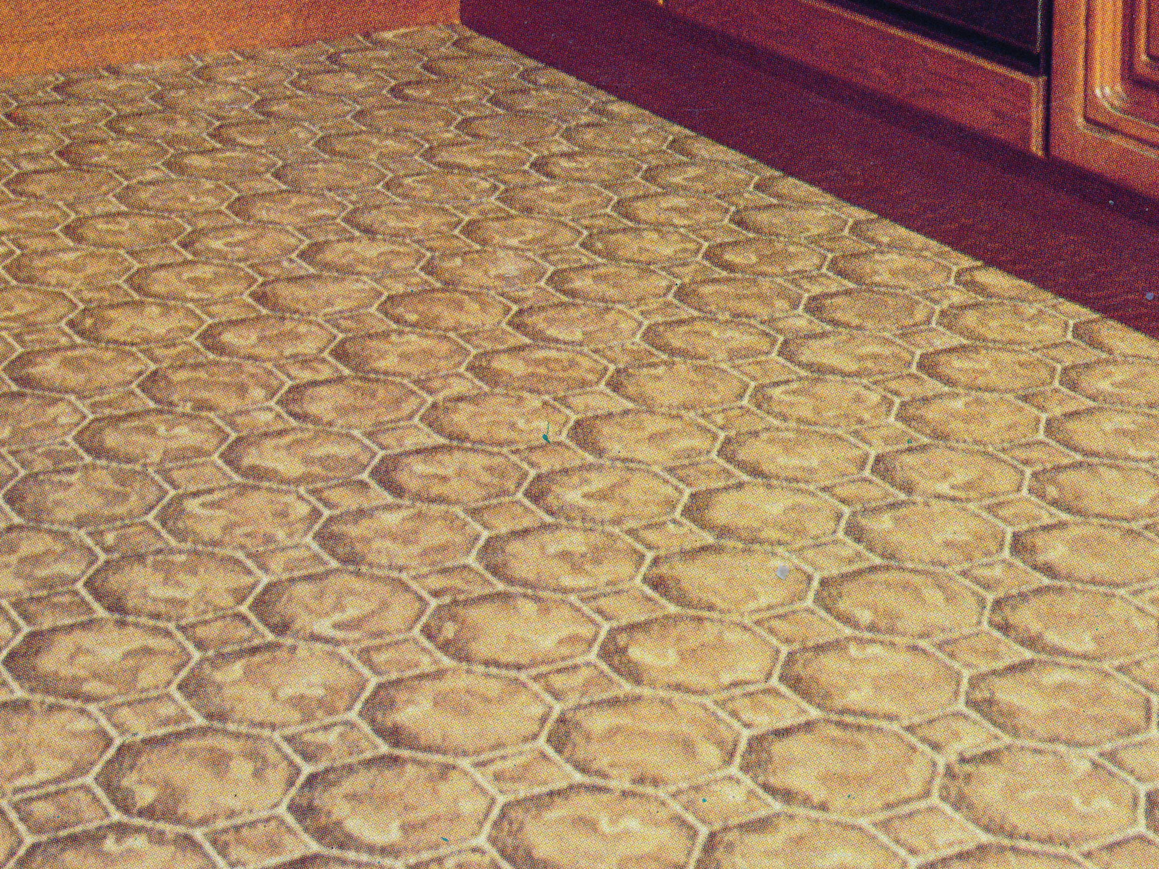Resilient flooring toledo by tecnofloor industria chimica for Resilient flooring