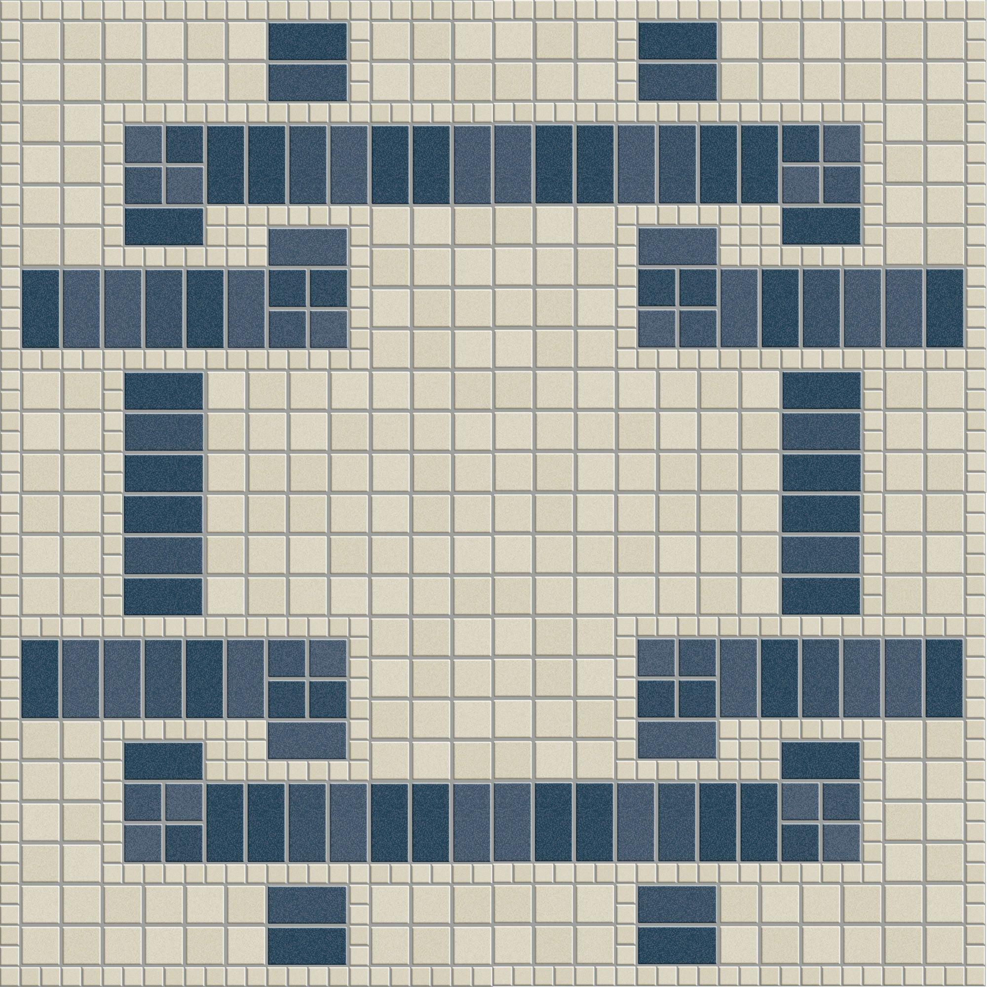 Mosaico in ceramica monocottura sintesi by appiani for Mosaico ceramica