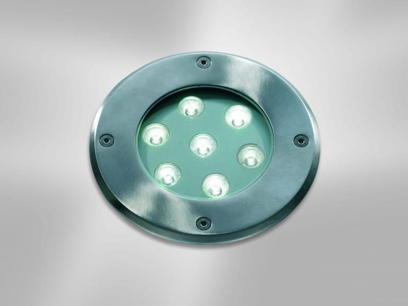 Illuminazione da incasso a LED in alluminio FORMAT 12 by LUCIFEROS