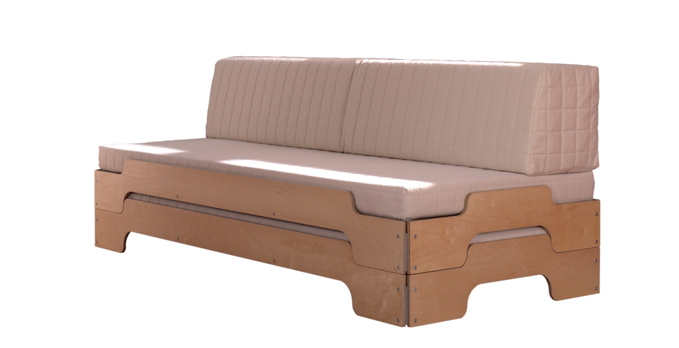 Stackable Single Bed STACKABLE BED By Mller