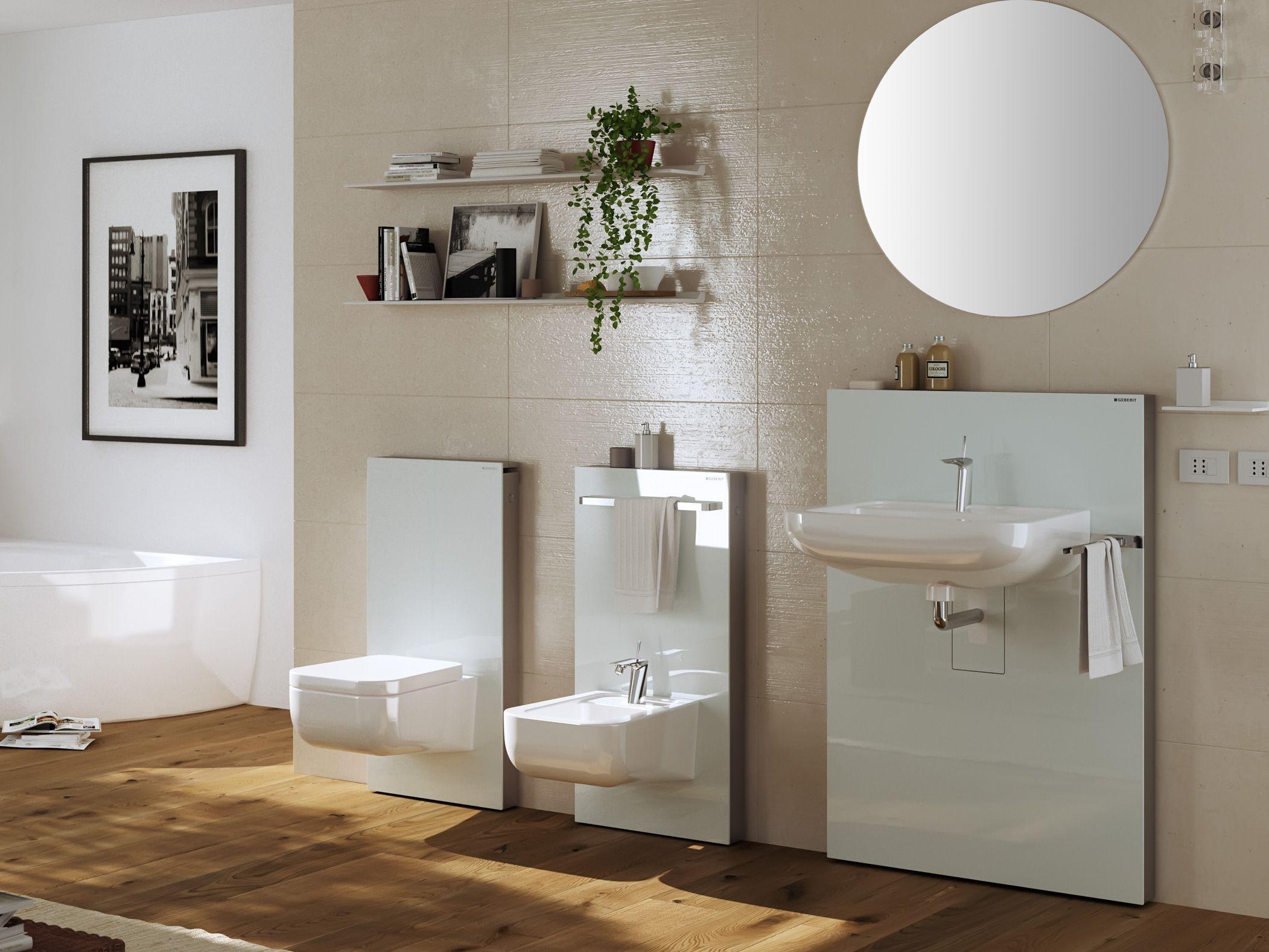 monolith sanit rmodul f r waschtisch by geberit italia. Black Bedroom Furniture Sets. Home Design Ideas