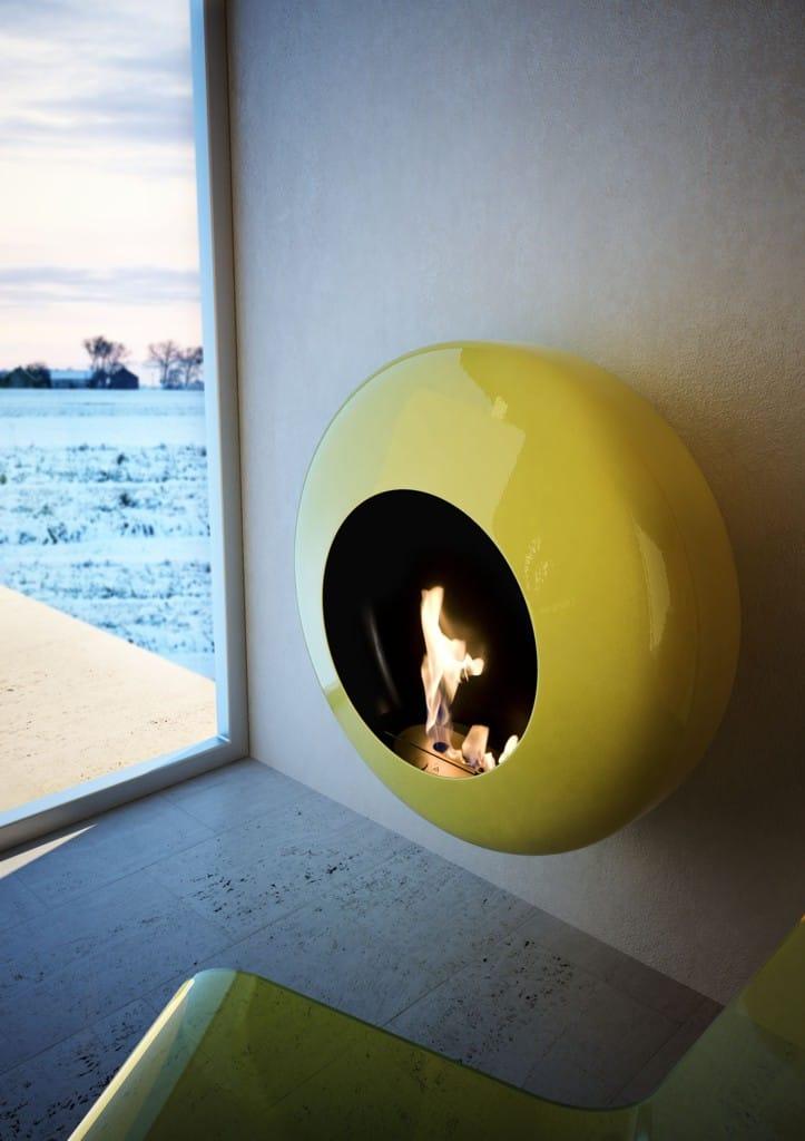 Chimenea en acero al carbono de pared bb o by antrax it - Chimeneas de acero ...