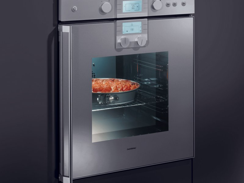 horno el ctrico clase a global oven by gaggenau. Black Bedroom Furniture Sets. Home Design Ideas
