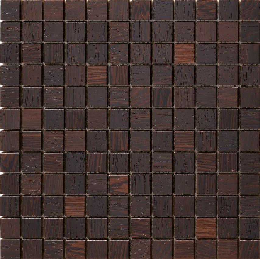 Mosaico in legno legno by mosaico design francesco lucchese - Mosaico de madera ...
