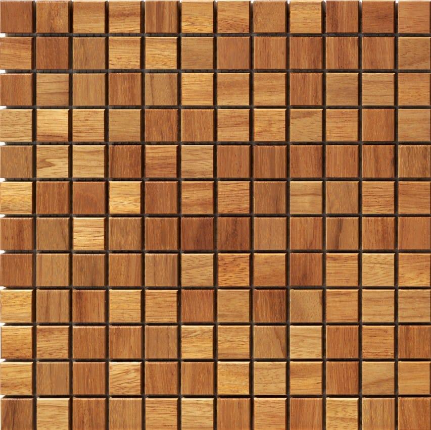 Mosaico de madera legno by mosaico dise o francesco lucchese - Mosaico de madera ...