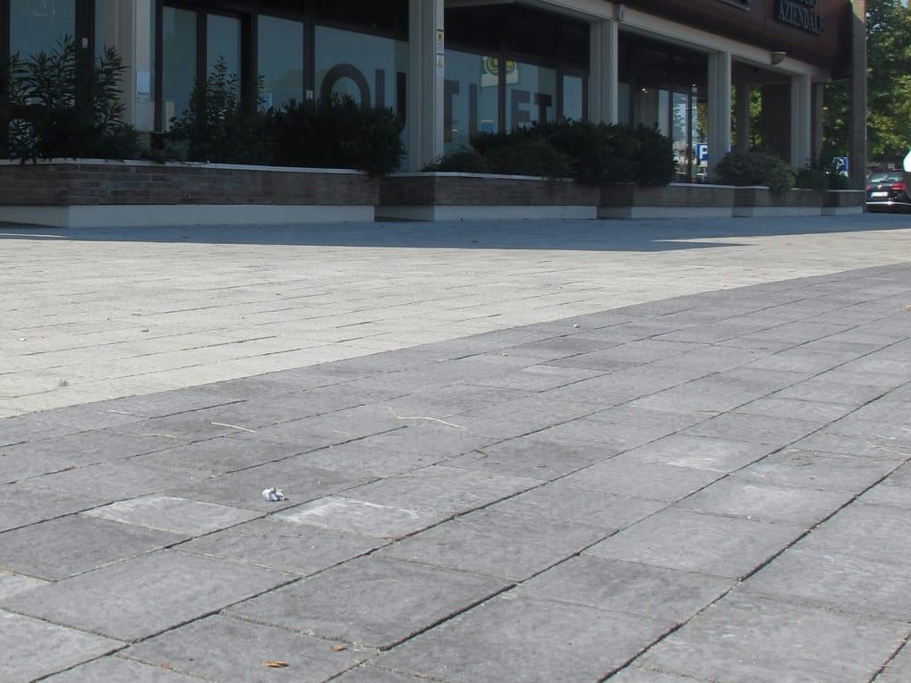Carrelage ext rieur en ciment effet pierre antigua by favaro1 for Carrelage ciment exterieur