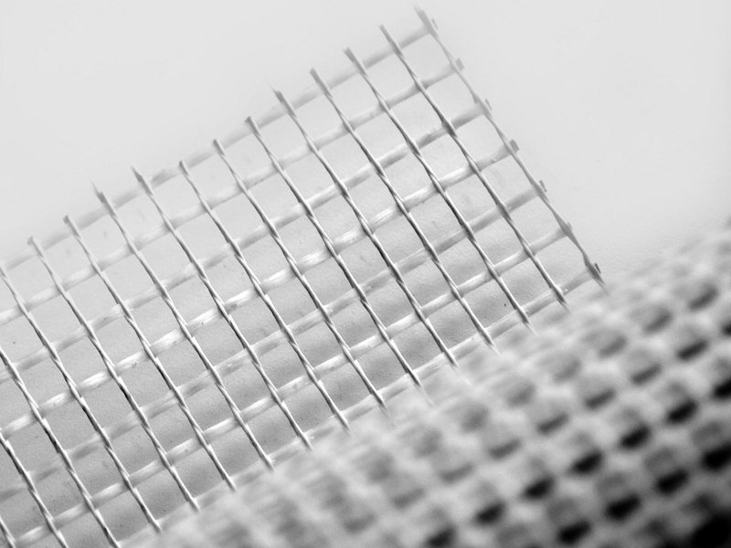 Treillis et armature pour enduit et lissage en fibre de - Enduit de lissage sur carrelage ...