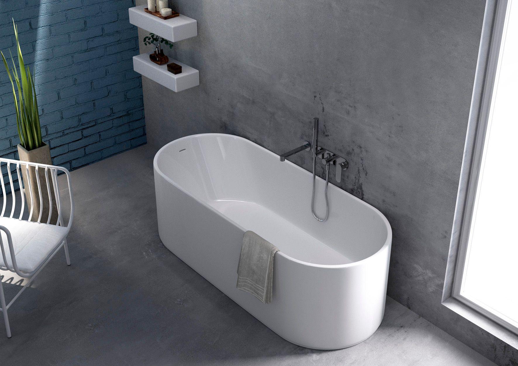 Flaminia rubinetto fold monoforo lavabo - Vasca da bagno classica prezzi ...