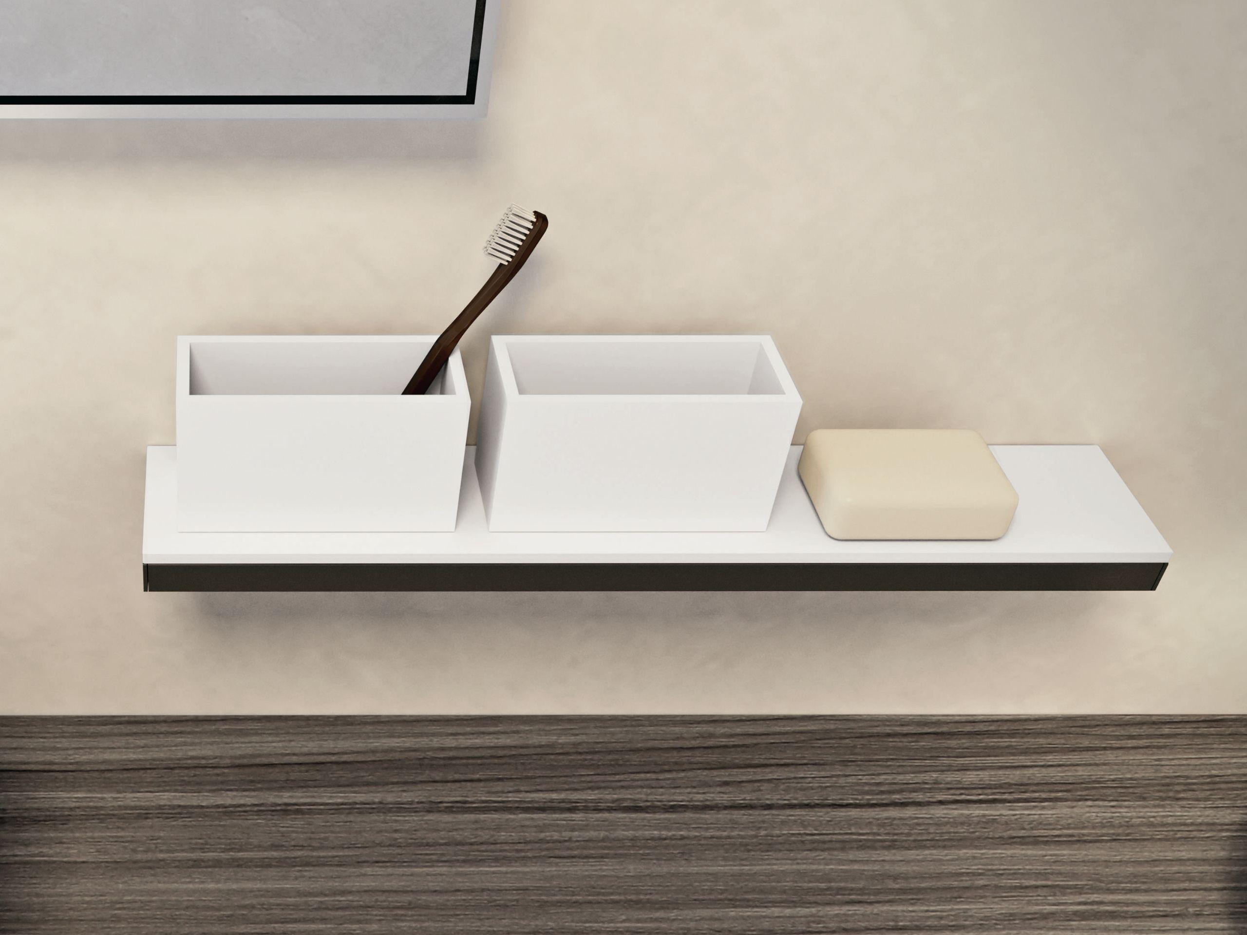 Bathroom wall shelf - Bathroom Wall Shelf 39