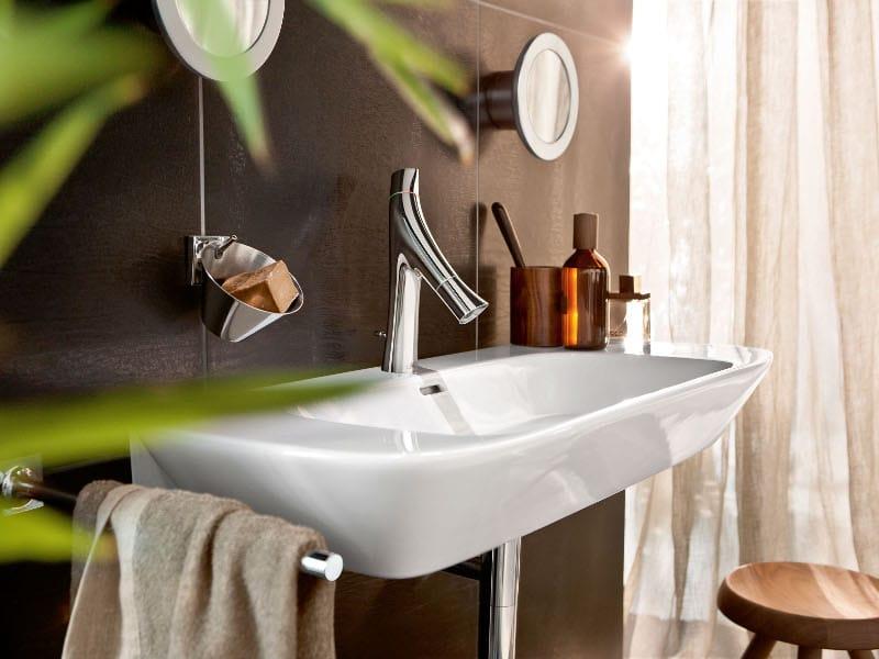 axor starck organic washbasin mixer by hansgrohe design philippe starck. Black Bedroom Furniture Sets. Home Design Ideas