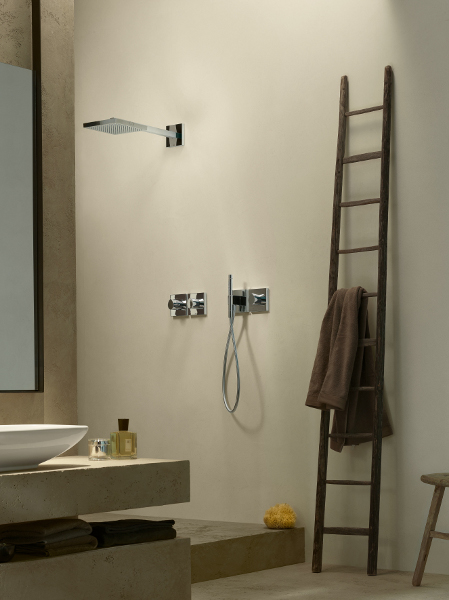 Mischbatterie Dusche Tropft : Organic Axor Starck Shower
