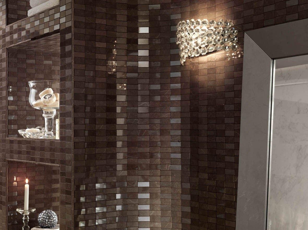 SUPERNATURAL Mosaico tridimensional by FAP ceramiche