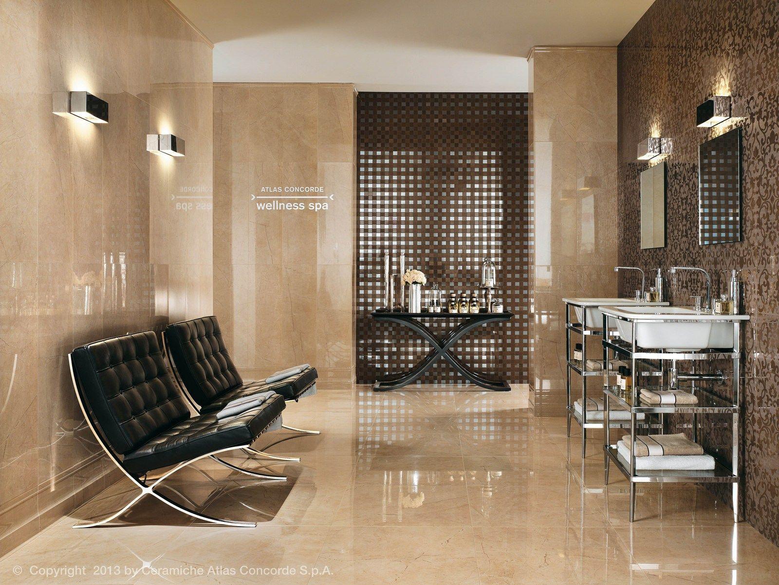 Marvel wall design rivestimento by atlas concorde - Atlas concorde bagno ...