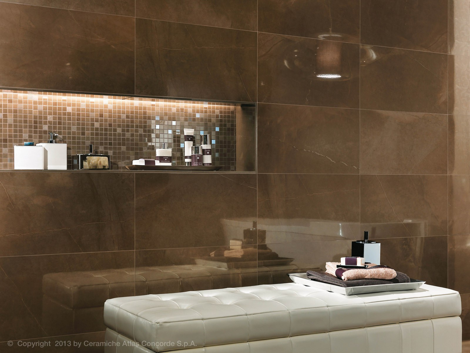 Marvel wall wall tiles by atlas concorde for Carrelage 60x120
