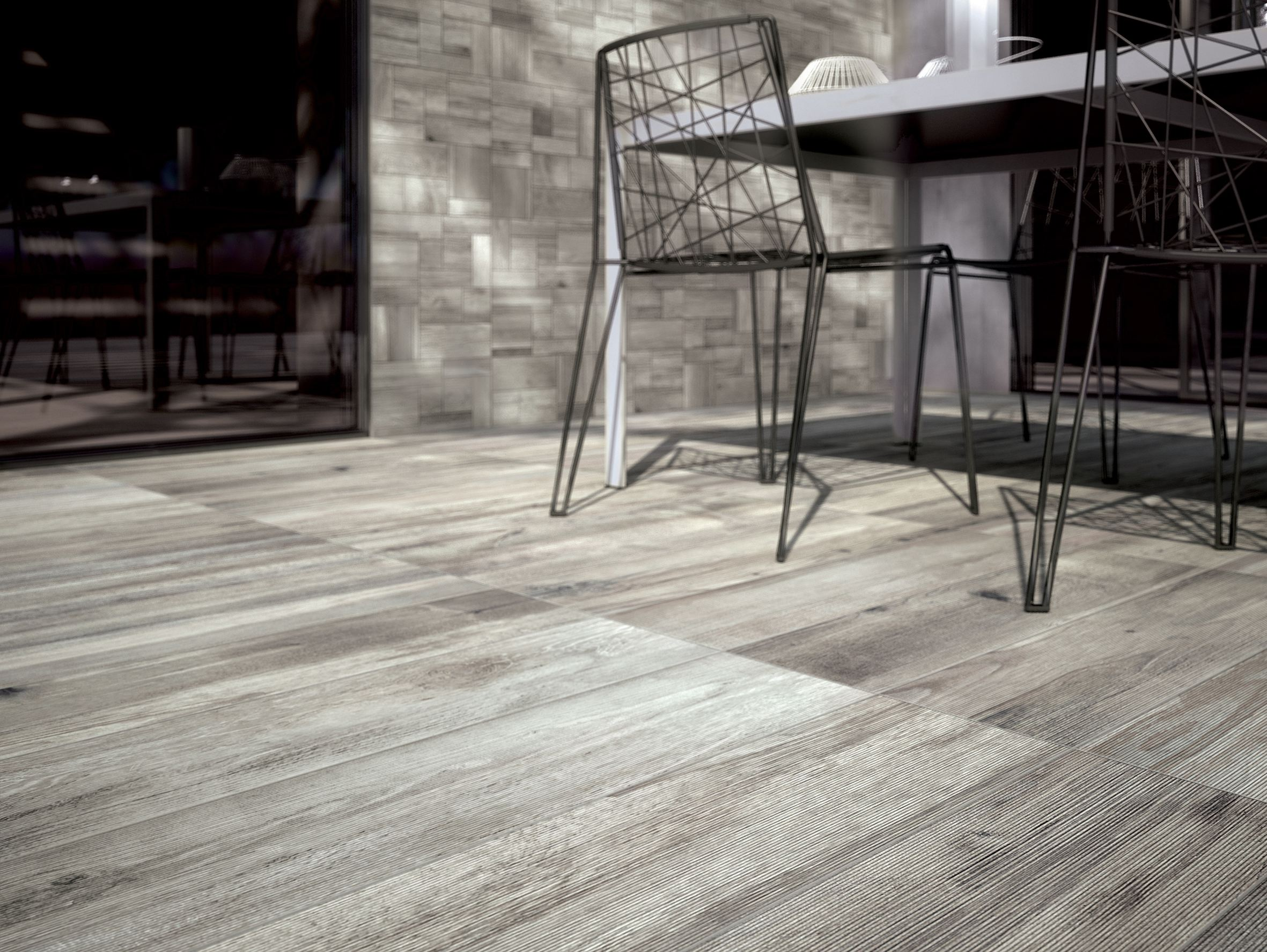 Revestimiento de pared suelo de gres porcel nico larix by - Suelos de gres porcelanico ...