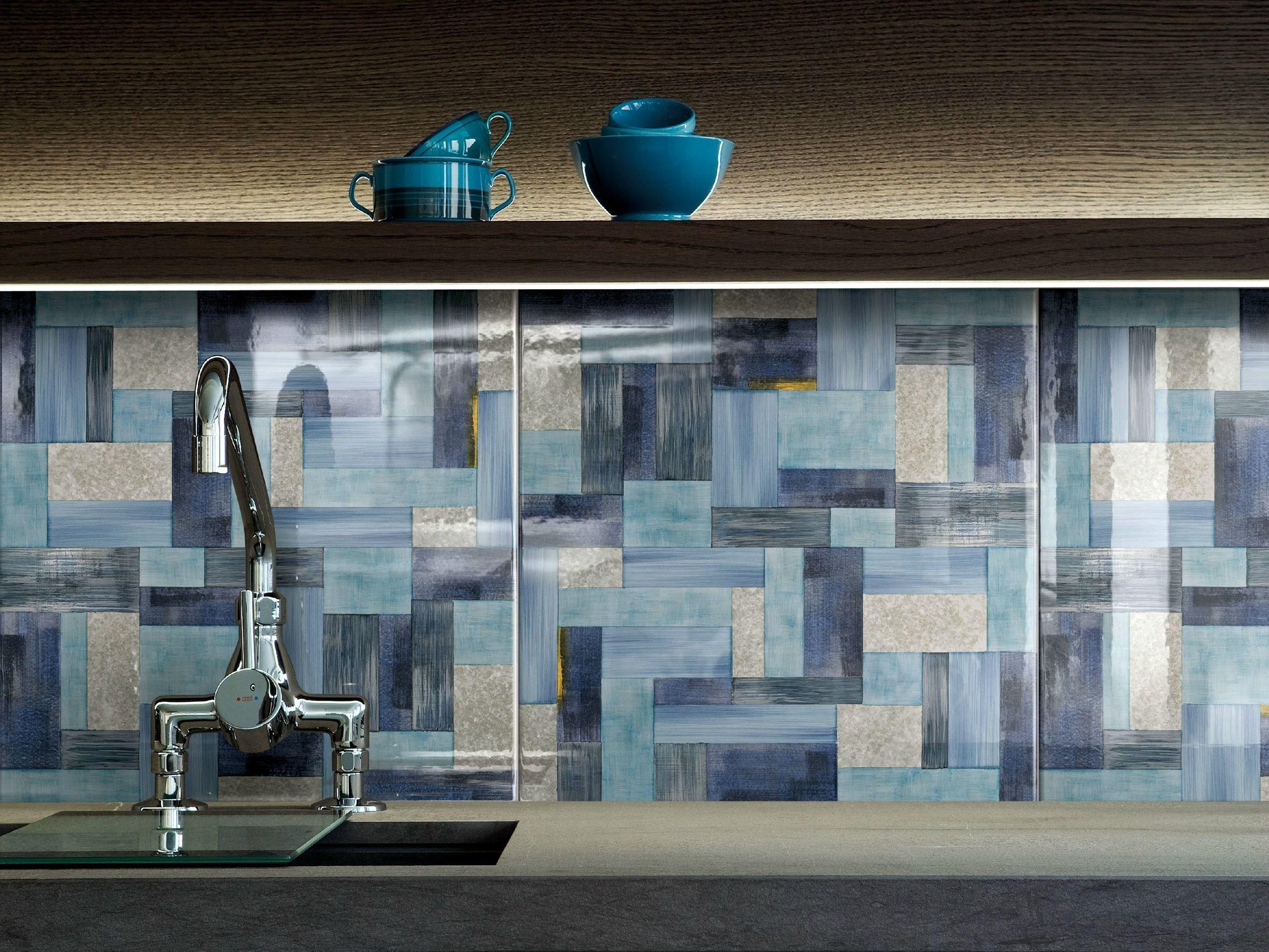 Ceramic Wall Tiles WALLPAPER By Ceramica Bardelli