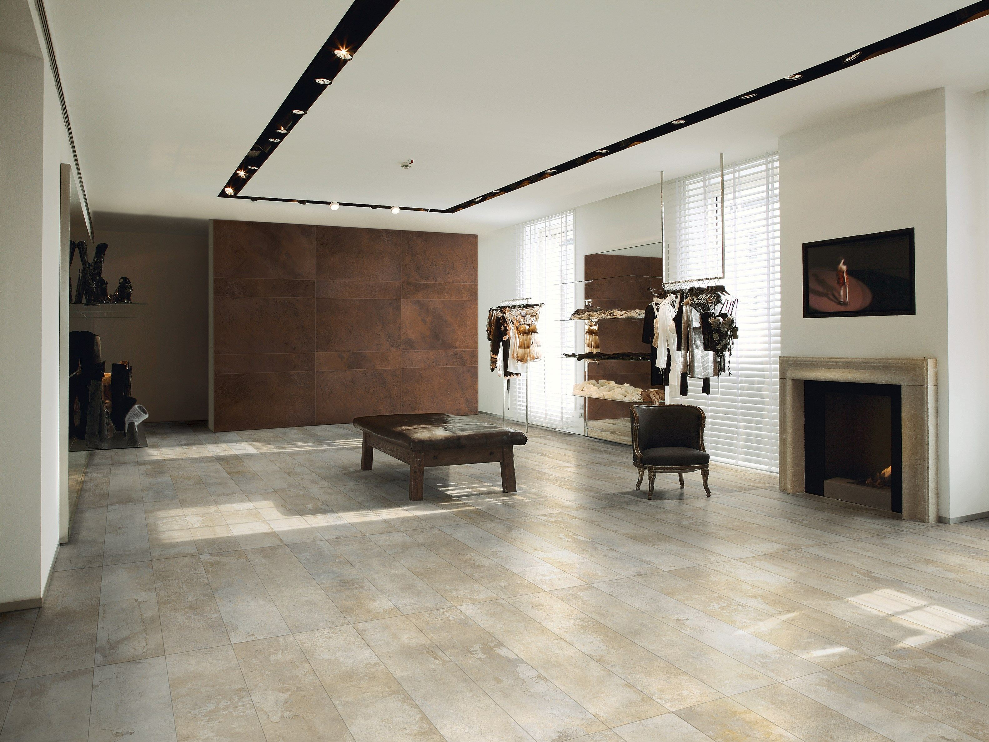 Porcelain stoneware wall floor tiles design industry by for Carrelage 60x60